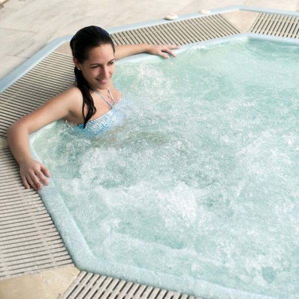 Hotel Swimming Pool Sauna Jacuzzi Mullingar